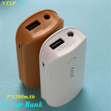 With LED flashlight Power Bank External Battery Charger For iPhone/Samsung Portable Fast Charging For Huawei/Xiaomi Power Bank