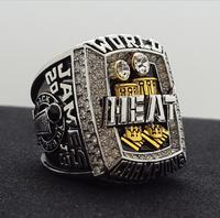 2013 Miami Heat National Basketball Championship Ring Alloy One James Name 10 Size US In Stock