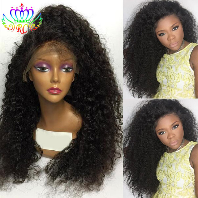 Nature Curly Wig That Look Real Long Synthetic Lace Wigs with Baby Hair for  Black Women Cheap Wigs for Sale Online Free Shipping 15a04b57fa
