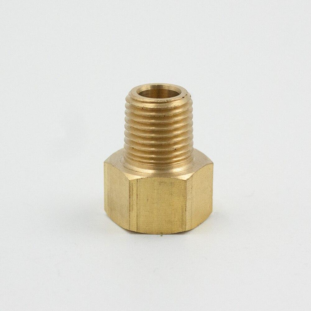 """Latón FLARE adaptador del tubo Paquete De 5 nuevas de latón 45 grados FLARE 1//2/"""" Od Enchufe"""