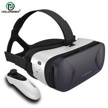 B aofeng Mojing 5 VRแว่นตา3DเสมือนจริงVRกล่องที่มีเซ็นเซอร์ชิปและจอสัมผัสเกียร์กระดาษแข็งVRสำหรับAndroid/IOSมาร์ทโฟน
