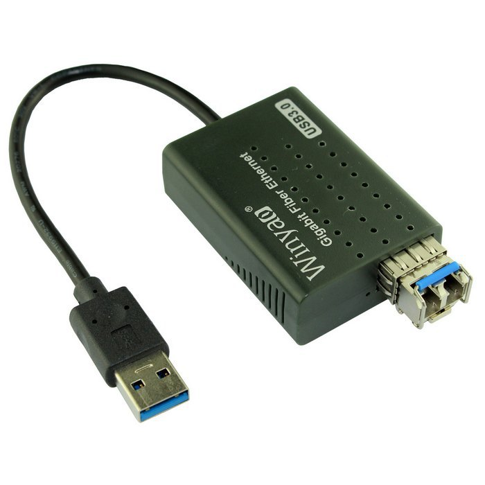 Usb 3 0 To 1000mbps Gigabit Ethernet Lan Fiber Optical