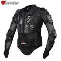 HEROBIKER Profesional Protección Del Cuerpo de La Motocicleta Motocross Racing Body Armor Spine Protectora Pecho Gear Chaqueta M-XXXL