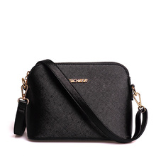 Ladies Simple Casual Messenger Bag Japan & Korean Style Shell Bag Women Designer Mini Fashion Cheap Single Shoulder Crossbody
