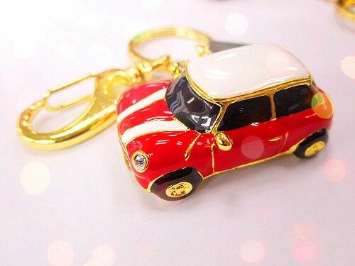 Jewelry Necklace Mini Car Cle USB Flash Drive 128GB Pen Drive Memory Stick 32GB 64GB Pendrive 16GB Disk On Key 512GB Gift 2.0
