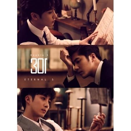 SS301 DoubleS301 Double S 301 MINI ALBUM - ETERNAL 5 + Random Photo Card  RELEASE DATE 2016.01.29  KPOP bigbang seungri 2nd mini album let s talk about love random cover booklet release date 2013 08 21 kpop
