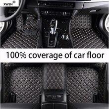 цена на custom car floor mats for Porsche cayenne 955 Macan Panamera Cayman 911 car accessories floor mats for cars