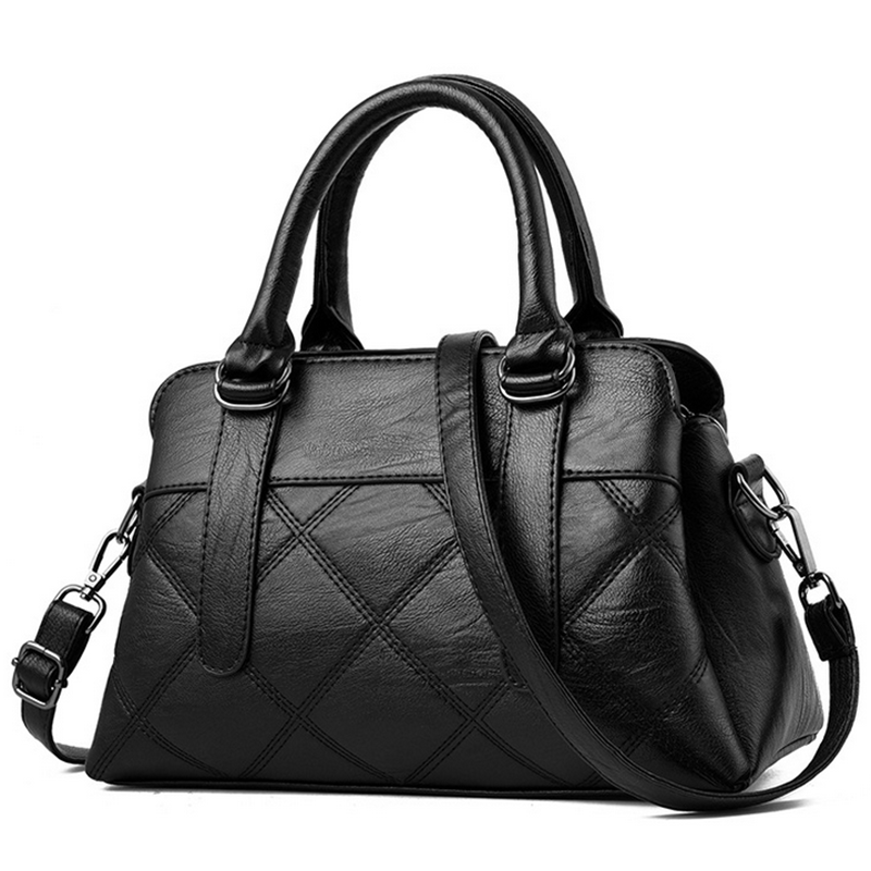 Women Bag 2019 New Women Messenger Bags Fashion Pu Leather Shoulder Bags Handbags Famous Brands, Big Crossbody Bags For Women 3