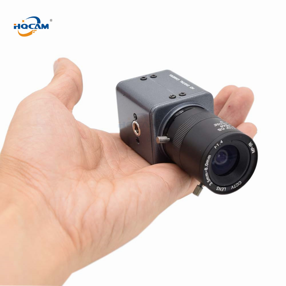 HQCAM 960P AHD Camera SONY IMX225 NVP2431 960P Ultral Low Illumination 0.0001Lux Starlight Color Indoor Camera AHD-M