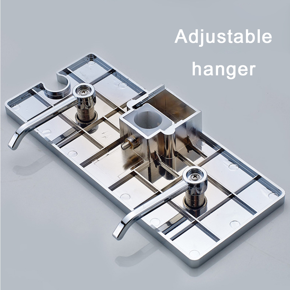 ABS Bathroom Shampoo Lotion Tray Holder Shower Storage Bath Caddy ...