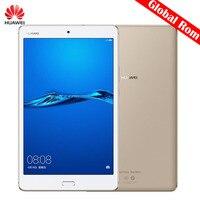 Original Global Tablets 8 inch Huawei MediaPad M3 Lite CPN W09 WiFi 3GB 32GB 4GB 64GB EMUI 5.1 Qualcomm SnapDragon 435 Octa Core