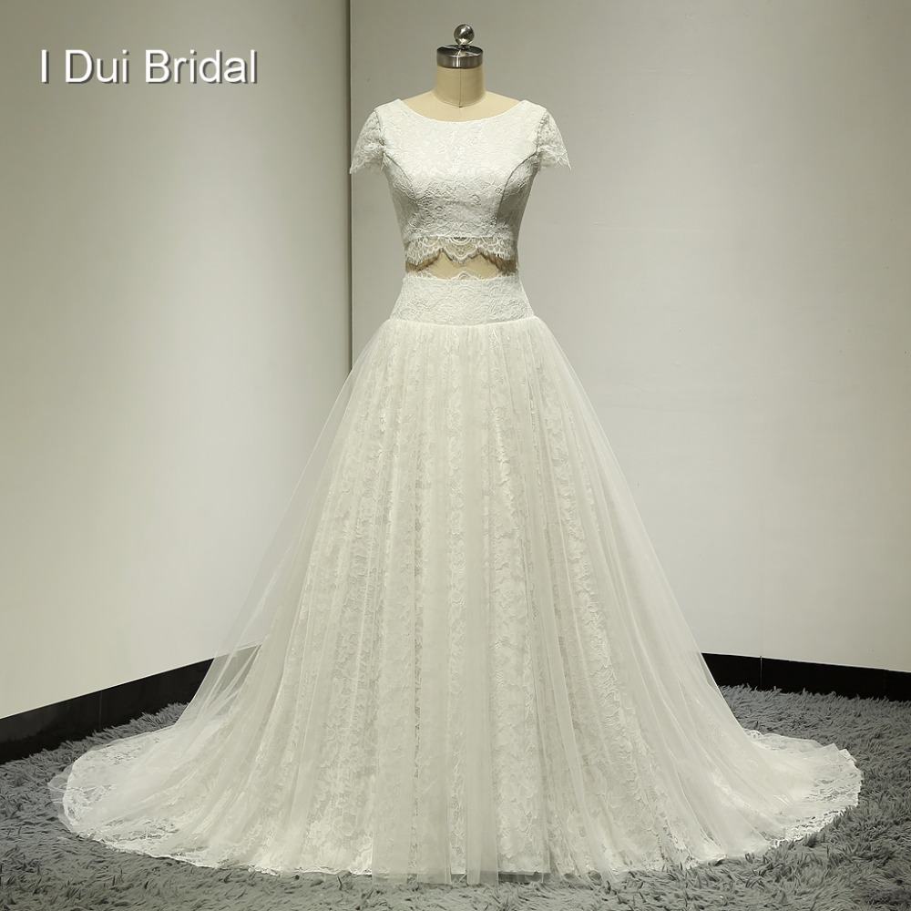 Charmant Brautkleid Neuen Stil Bilder - Brautkleider Ideen ...