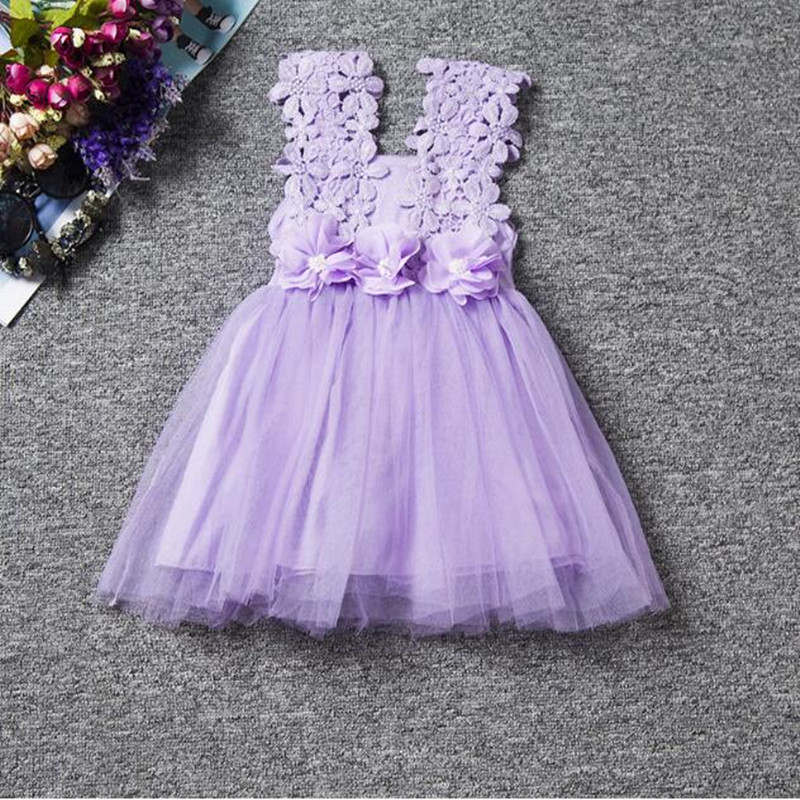 ed838eab1 Purple Girls dress Baby Girls Party dress