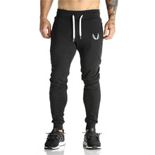 Hip hop pants comfortable cotton quality casual men jogging home sports fitness  mens
