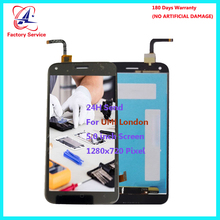 For Original UMI London LCD Screen Display+Touch Screen Digitizer Sensor Assembly Replacement 5.0 1280x720P in stock