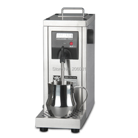 Welhome Commercial stainless steel professional milk frother/milk steamer/Milk foaming machine for cappucinno and latte 220V