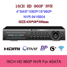 16CH NVR HDMI VGA P2P cloud FULL 1080P H.264 Community Video recorder for house safety IP Digicam Surveillance Cellular Cellphone View