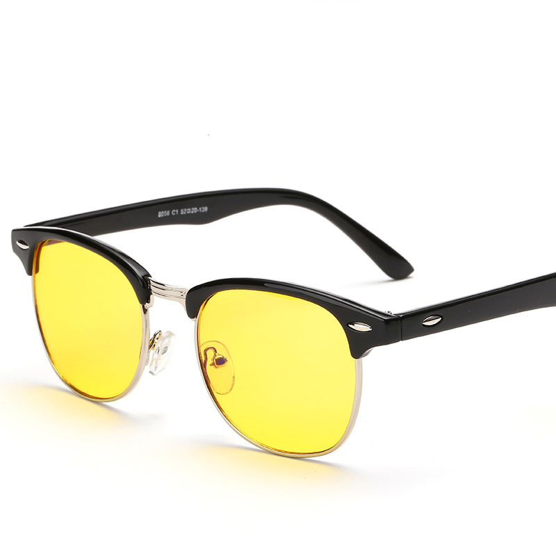Anti Blue Rays Yellow Lens Goggles Reading Glasses - Apparel Accessories