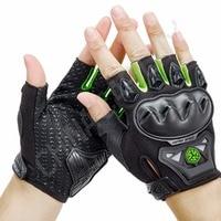 Half Finger Special Motorcycle Gloves Summer Waterproof Windproof Protective Gloves Moto Luvas Moracing Sports Gears Gloves