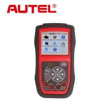 Original Autel AutoLink AL539 NEXT GENERATION OBDII CAN Scanner Electrical Test Tool Multilingual Menu Update Online