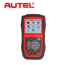 Original font b Autel b font AutoLink AL539 NEXT GENERATION OBDII CAN Scanner Electrical Test Tool
