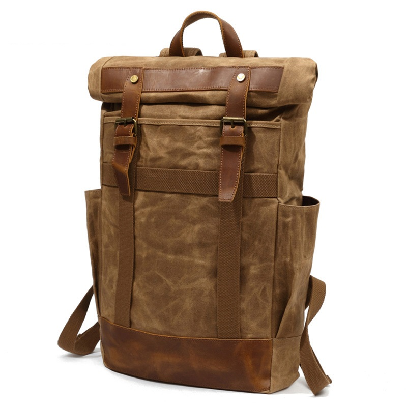 M156 Vintage Military Backpack Male Travel Bag Multifunction Waterproof Backpack School Shoulder bagpack Canvas Men Daypacks New