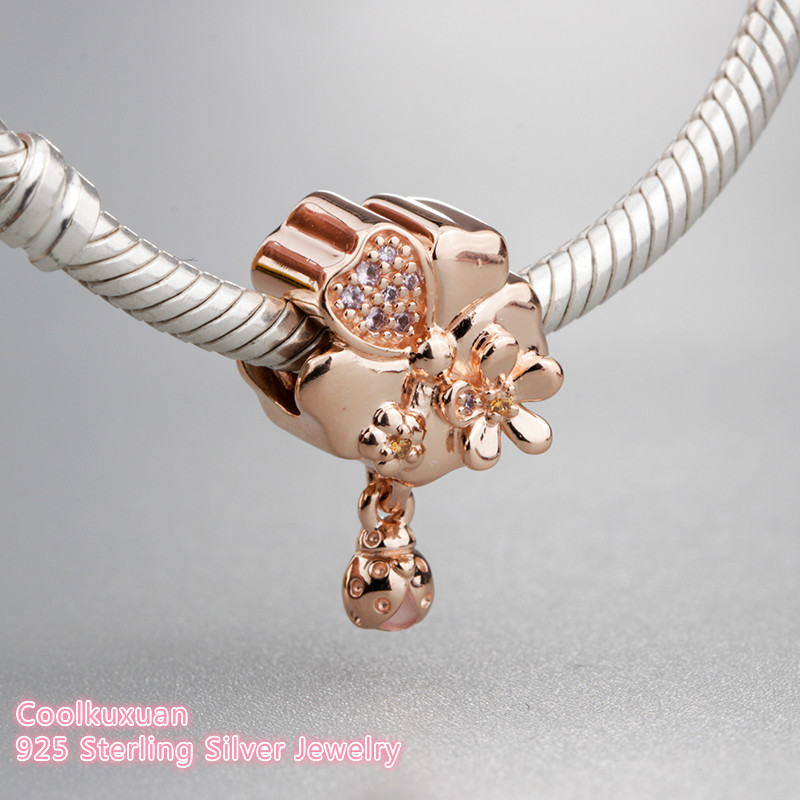 New 925 Sterling Silver Dazzling And Beautiful Fireworks Wish Bead Charm Cz Pendant Beads Fit Original Dkg Bracelet Diy Jewelry Top Watermelons Beads
