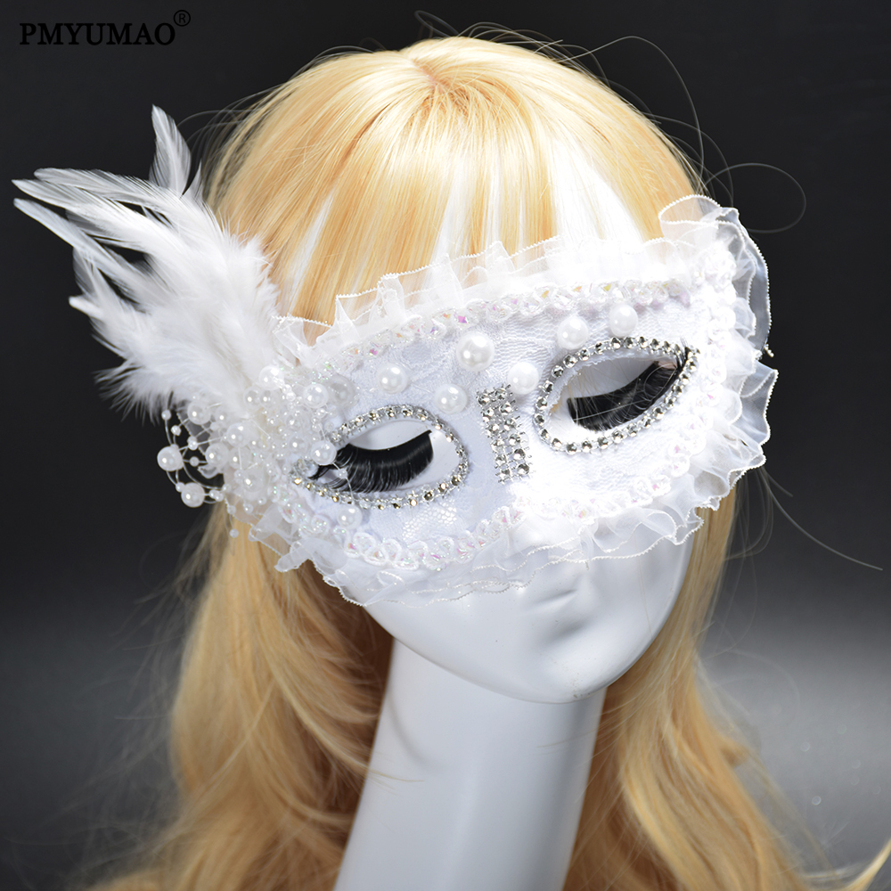 Compare Prices on Venetian Masks Halloween- Online Shopping/Buy ...