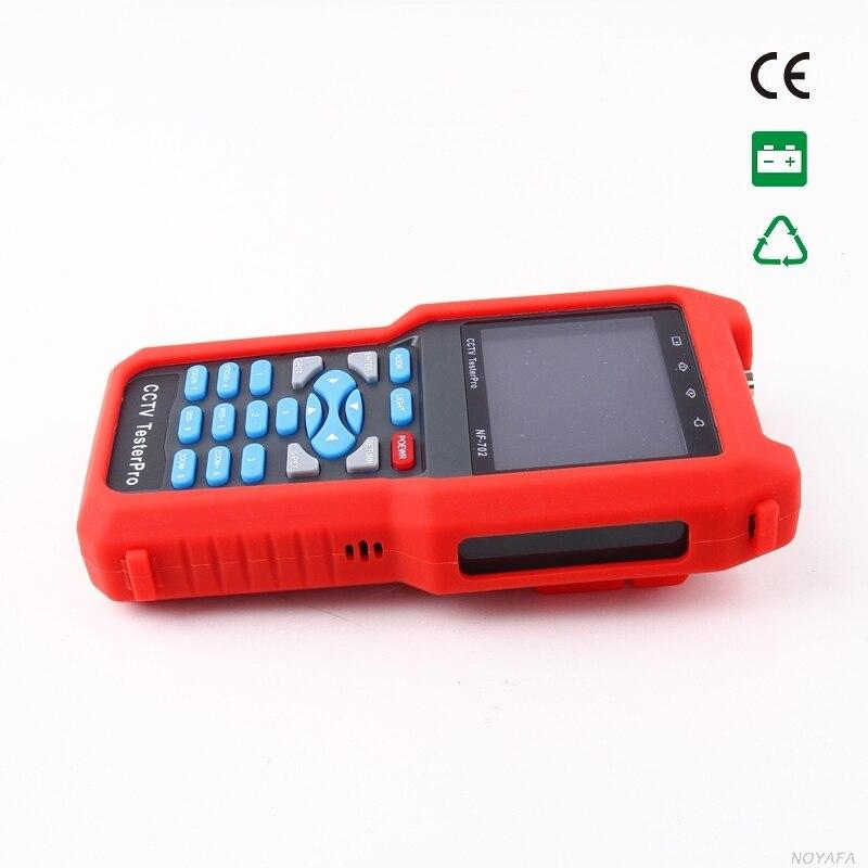 Original NOYAFA NF-702 multifonctionnel Lan testeur téléphone fil diagnostiquer tonalité réseau câble testeur trouveur outil de sertissage - 3