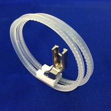 Máquina de coser Industrial anillo pie rodillo, para Hermano, cantante, Juki + más AA7166