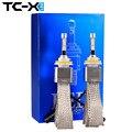 TC-X Super Brillante F5 LED Kit de Conversión H8 H9 H11 Blanco 6000 K LLEVÓ la Lámpara de La Linterna con Cree chips LED Bombilla Sin Ventilador Linterna