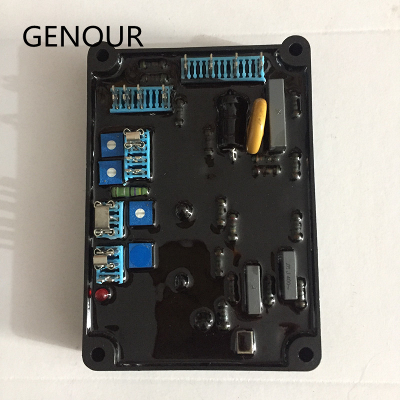 цена на AS480 AVR for brushless alternator high quality generator spare part voltage regulator automatic