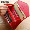 Women Long Wallet PU Leather Hasp Female Clutch Handbags Ladies Purse Card Holder Phone Pocket Case portefeuille femme Carteira