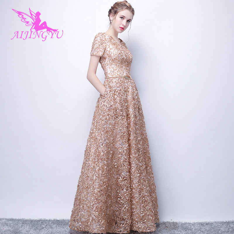 AIJINGYU Evening Dress Party Gown 2018 Elegant Formal Special ...