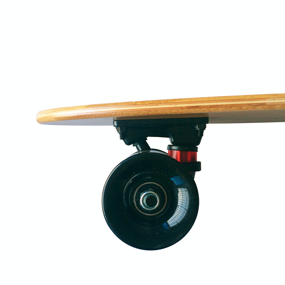 Planche à roulettes en bambou d'érable Mini Cruiser 22