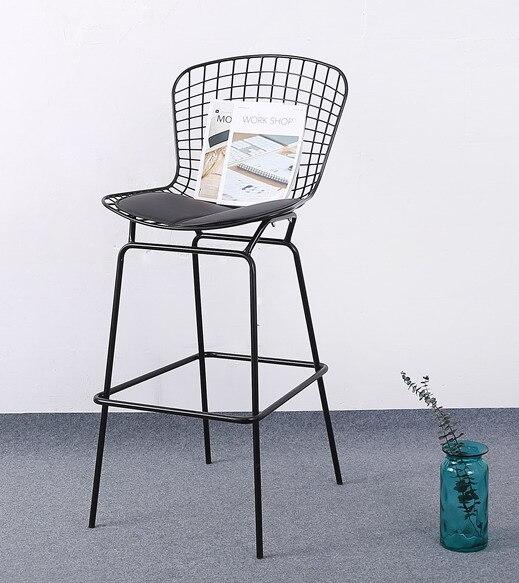 Gallery of cm hauteur de selle moderne design chrom ou for Chaise de bar hauteur 60 cm
