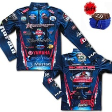 купить 2018 New Daiwa Fishing Clothes Summer Long Sleeve Sunscreen  Quick-Drying Coat  Hiking Cycling Fishing Clothing Free Gift дешево