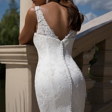 Elegant Mermaid Wedding Dresses Bridal Gowns Sikedestiny