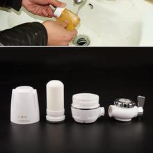 HiMISS многоразовые Керамика 7 слоев фильтрующий элемент для кран фильтр для очистки воды