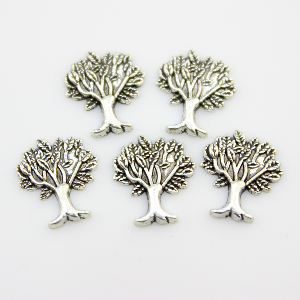 Floating Charms Life-Tree Locket Silver Gold for 20pcs Hot-Selling