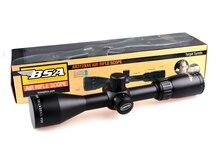 BSA Essential AR 3 12X44 Optical Sight Mil Dot Air Gun Tactical Riflescope Side Parallax Adjustment