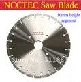 Алмазный пильный диск NCCTEC Премиум  16 дюймов  10 мм  для бетонного цемента  колеса для резки по дороге