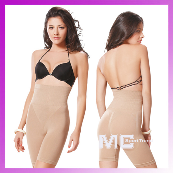 2d1f1746c3 China Dealer manufacturers Sex Body Shaper Firm Control Slimming Pants Tummy  Thigh Trimmer Waist Cincher Girdle Free shipping