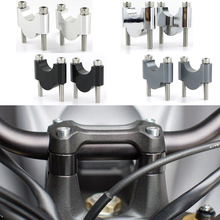 For Honda CRF125F CRF150F CRF50F CRF70F CRF110F CRF80F 22mm 7/8 Handlebar Riser Handle Bar Motorcycle CNC Aluminum