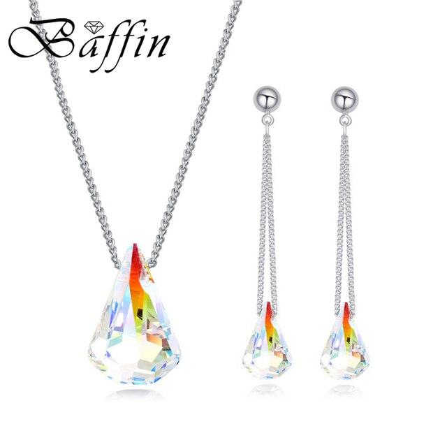 BAFFIN Genuine Crystals...