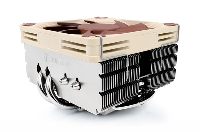 Noctua NH-L9x65 AMD Intel processor COOLERS fans Cooling fan contain Thermal Compound Cooler fans LGA 1155X 2011 2066 1366