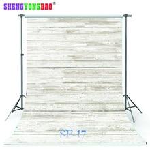 SHENGYONGBAO  Art Cloth Custom  Photography Backdrops Prop Wall and floor  theme  Photo Studio Background SF-17 цена