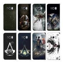 c01600e13c5 Fundas Assassins Creed Game Movie design back Case Coque Hard PC Phone  Cover For Samsung Galaxy