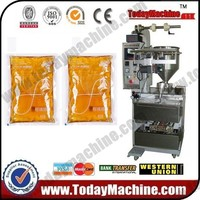 High Quality Automatic Pouch Filling Packing Machine For Juice