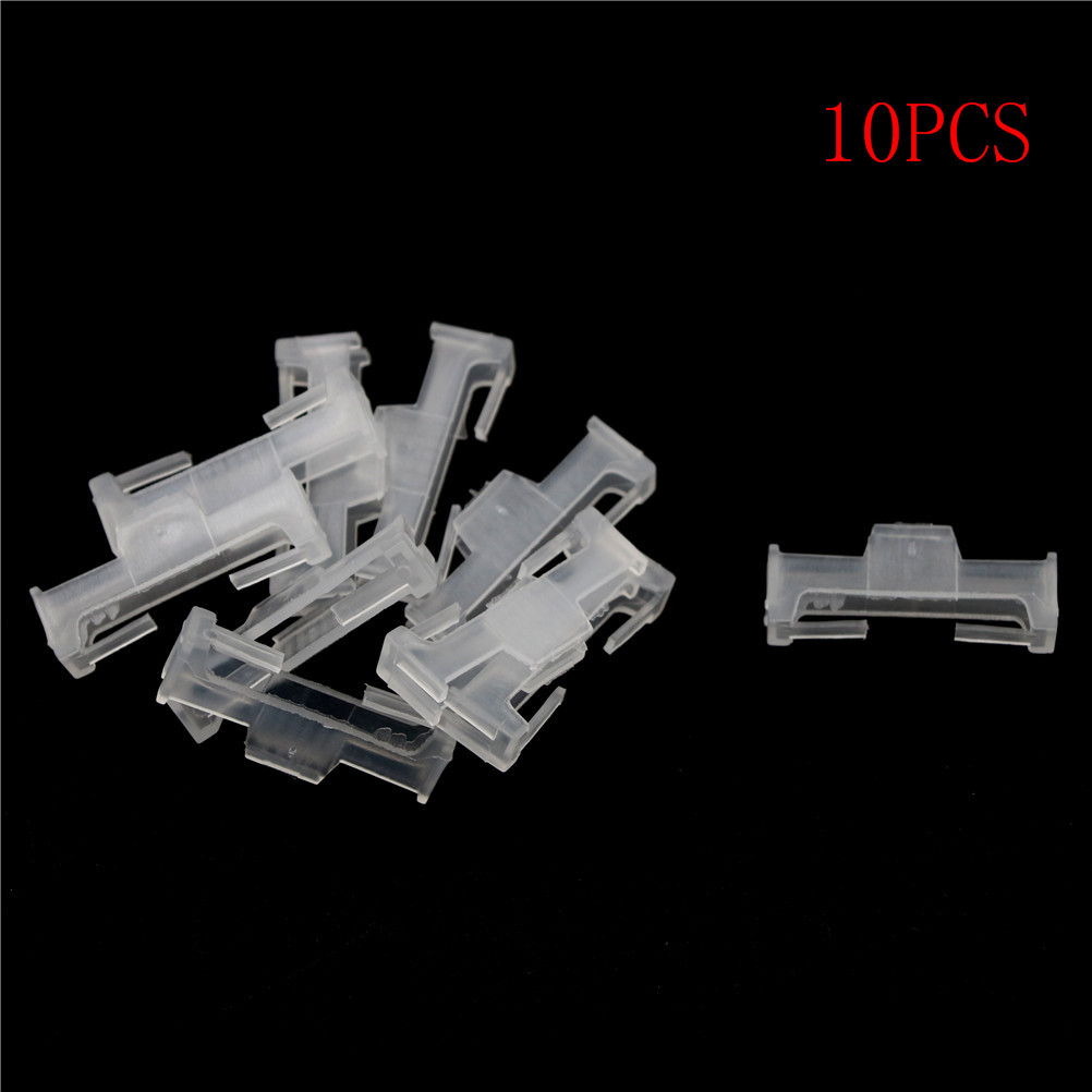 10pcs/lot Nylon Servo Extension Safety Cable Wire Lead Lock For RC Boat Helicopter Replacement Parts